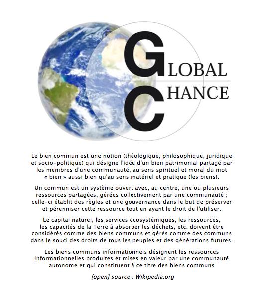 Les membres de Global Chance